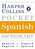 Harper Collins Staff: Harpercollins Pocket Spanish Dictionary: Spanish/English, English/Spanish
