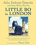 Julie Andrews Edwards: Little Bo in London