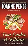 Pence, Joanne: Two Cooks A-Killing: An Angie Amalfi Mystery