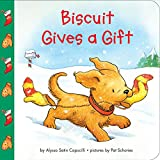Capucilli, Alyssa Satin: Biscuit Gives a Gift