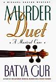 Gur, Batya: Murder Duet