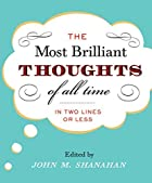 The Most Brilliant Thoughts of All Time (In…