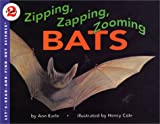 Ann Earle: Zipping, Zapping, Zooming Bats (Let's-Read-and-Find-Out Science)