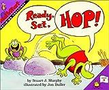 Murphy, Stuart J.: Ready, Set, Hop! (MathStart 3)