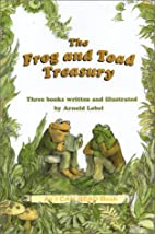 Frog and Toad: Books 1-3 by Arnold Lobel
