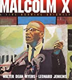 Myers, Walter Dean: Malcolm X: A Fire Burning Brightly
