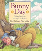 Bunny day: Telling time from breakfast to…