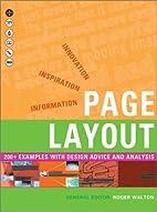 Page Layout: Inspiration, Innovation,…