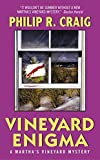 Craig, Philip R.: Death in Vineyard Waters: A Martha's Vineyard Mystery