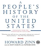 A People's History of the United States CD:…