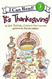 Prelutsky, Jack: It's Thanksgiving! (I Can Read Book 3)
