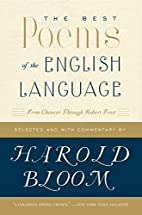 The Best Poems of the English Language: From…