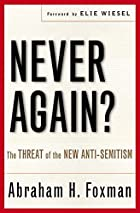 Never Again?: The Threat of the New…