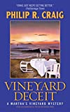 Craig, Philip R.: Vineyard Deceit: A Martha's Vineyard Mystery