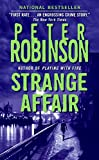 Robinson, Peter: Strange Affair