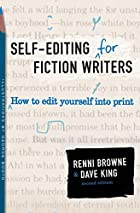 Self-Editing for Fiction Writers by Renni…