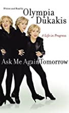 Ask Me Again Tomorrow CD: A Life in Progress…