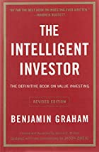 The Intelligent Investor: The Definitive…