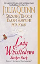 Lady Whistledown Strikes Back [Anthology] by…