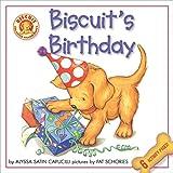 Capucilli, Alyssa Satin: Biscuit's Birthday