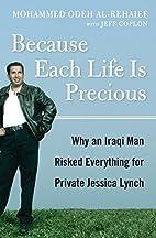 Because Each Life Is Precious: Why an Iraqi…