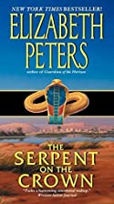 The Serpent on the Crown by Elizabeth Peters