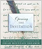 Opening The Invitation: The Poem That Has…