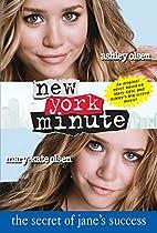 New York Minute: The Secret of Jane's…