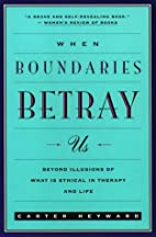 When Boundaries Betray Us: Beyond Illusions…
