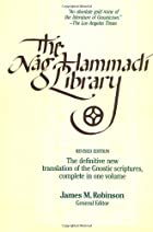 The Nag Hammadi Library in English by James…