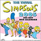 The Trivial Simpsons 2005 365-Day Box…