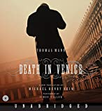 Mann, Thomas: Death in Venice CD