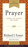 Foster, Richard J.: Prayer Selections