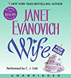 Evanovich, Janet: Wife for Hire CD