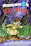 Cushman, Doug: Dirk Bones and the Mystery of the Missing Books (I Can Read Book 1)