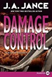 Jance, J. A.: Damage Control LP: A Novel of Suspense