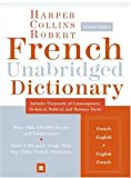 HarperCollins Staff: Robert French Dictionary