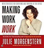 Morgenstern, Julie: Making Work Work CD