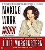 Morgenstern, Julie: Making Work Work CD