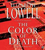 Lowell, Elizabeth: The Color of Death CD