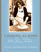 Cooking at Home on Rue Tatin by Susan…