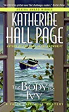 The Body in the Ivy by Katherine Hall Page
