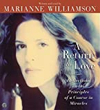 Williamson, Marianne: A Return to Love CD