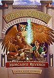 Gilman, Laura Anne: Morgain's Revenge (Grail Quest Trilogy, Book 2)