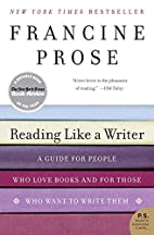 Reading like a writer : a guide for people…
