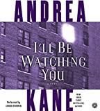 Andrea Kane: I'll Be Watching You CD