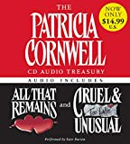 Cornwell, Patricia: The Patricia Cornwell CD Audio Treasury Low Price (Kay Scarpetta)