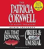Cornwell, Patricia: The Patricia Cornwell CD Audio Treasury Low Price (Kay Scarpetta)