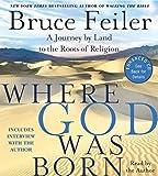 Feiler, Bruce: Where God Was Born CD