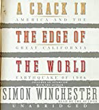 Winchester, Simon: A Crack in the Edge of the World CD